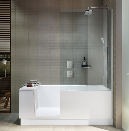Badewanne mit Tür; Wanne mit Tür; Badewanne begehbar mit Tür ...