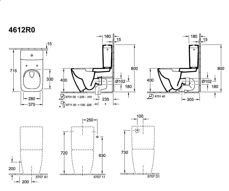 stand wc sp lrandlos venticello. Black Bedroom Furniture Sets. Home Design Ideas