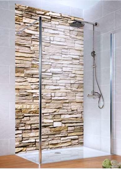 Rückwandverkleidung Für Dusche Duschrückwandverkleidung Renodeco