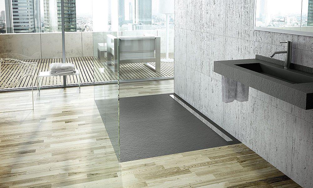 Flexible duschtasse flexible duschwanne flexibler for Les plus belles douches italiennes