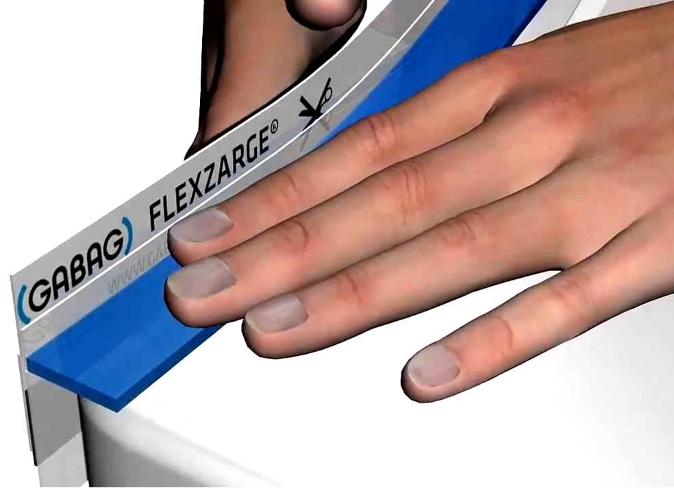 Flexzargenband Von Gabag Edlesbad Ch
