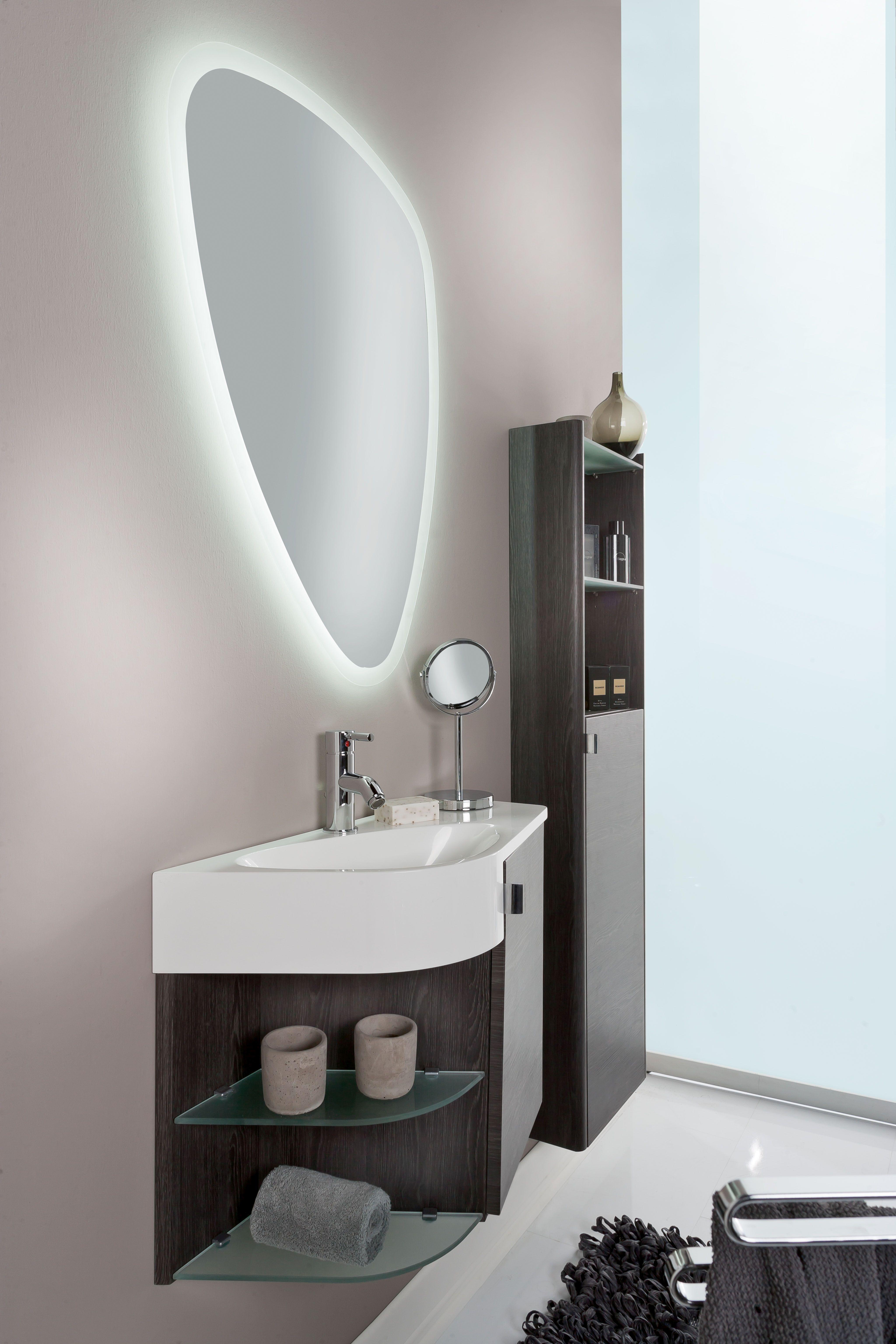waschtisch unterschrank kombination linie sun. Black Bedroom Furniture Sets. Home Design Ideas