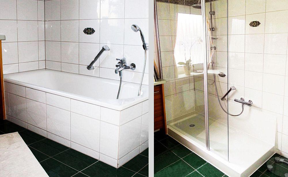 Sie Möchten Ihre Badewanne In Eine Dusche Umwandeln?   Und Zwar In Sechs  Tagen?