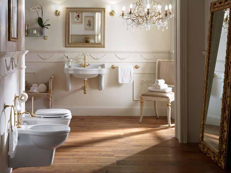 Nostalgie bad nostalgie badezimmer retrobad badezimmer klassisch badezimmer im retrostil - Englische badezimmer ...