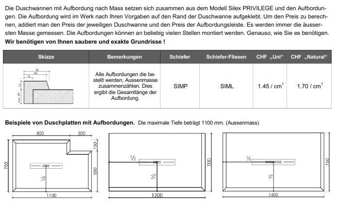einlaufrinne f r dusche raum und m beldesign inspiration. Black Bedroom Furniture Sets. Home Design Ideas