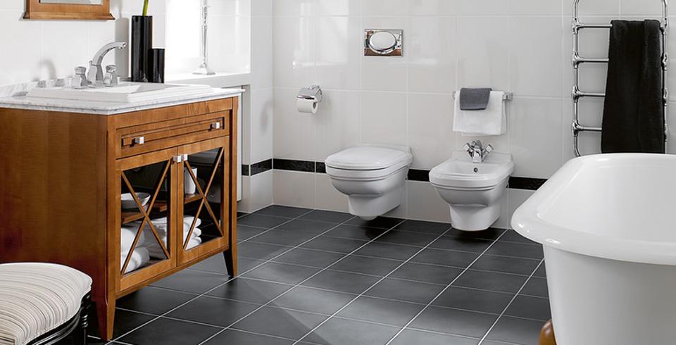 nostalgiebad, klassisches bad, badezimmer klassisch, bad im, Badezimmer