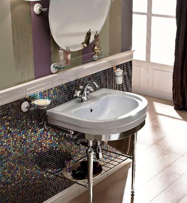Klassische waschtische for Badezimmermobel 75 cm