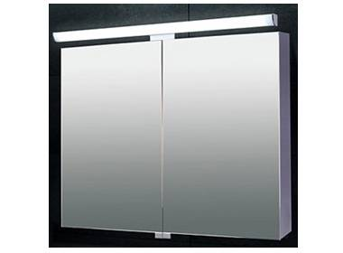 spiegelschrank led breite 88 cm zweit rig h he 70 cm tiefe 12 5 cm. Black Bedroom Furniture Sets. Home Design Ideas