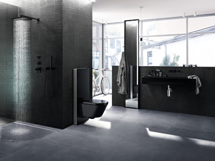 geberit monolith f r wand wc h he 101 cm. Black Bedroom Furniture Sets. Home Design Ideas