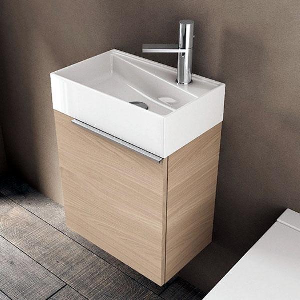gästebadmöbel kleines badmöbel 45x28 cm by edles bad gmbh