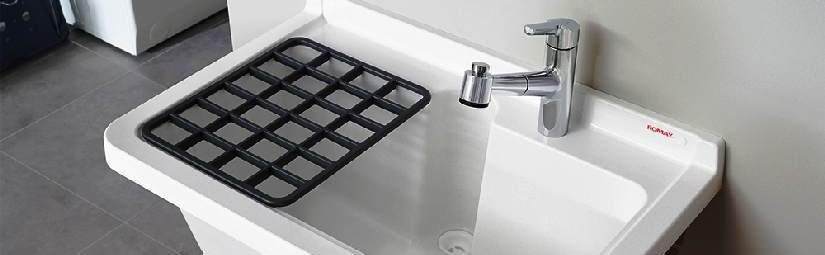 Entzuckend Waschküche; Waschplatz In Der Waschküche, Waschbecken In Waschküche    Edlesbad.ch
