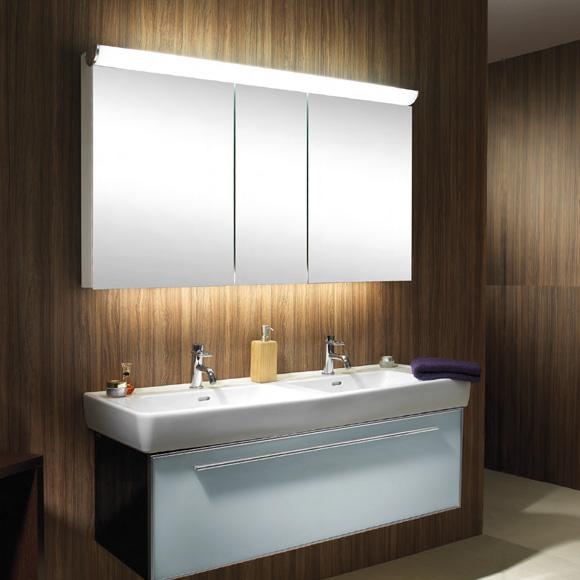 spiegelschrank faceline fli 130 3 fl. Black Bedroom Furniture Sets. Home Design Ideas