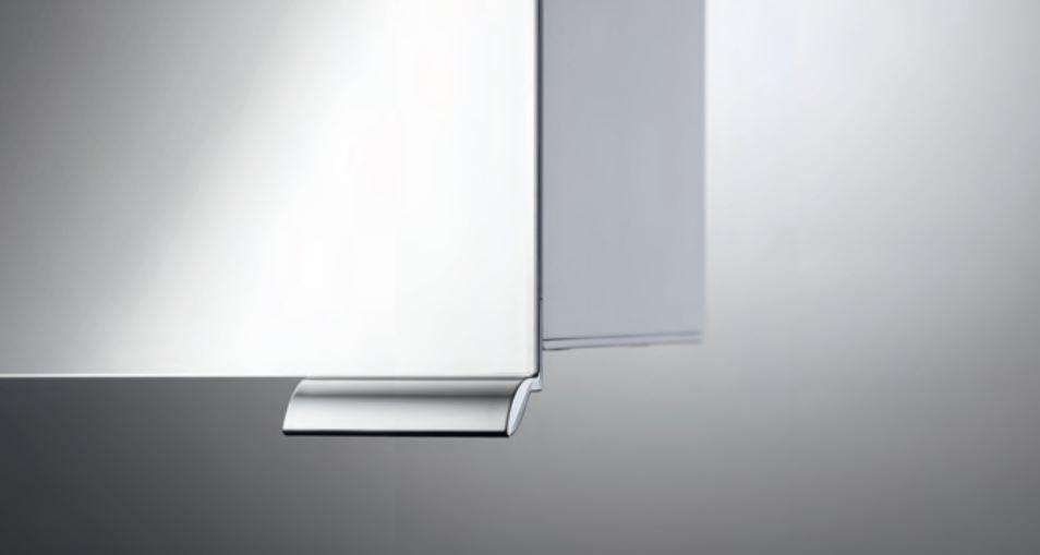 Badezimmer spiegelschrank griffe for Spiegel zum aufkleben
