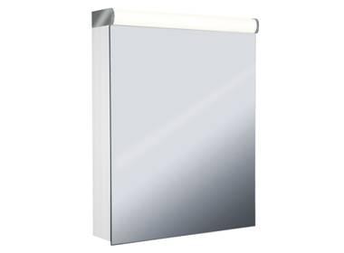 spiegelschrank leader led breite 50 cm eint rig von keller. Black Bedroom Furniture Sets. Home Design Ideas